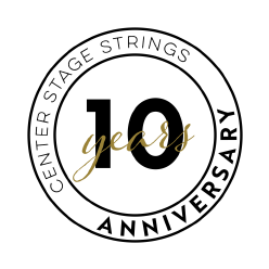 10 Year Anniversary - Center Stage Strings