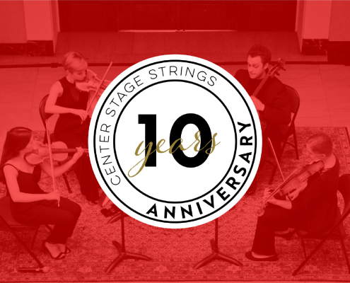 10 Years of Center Stage Strings