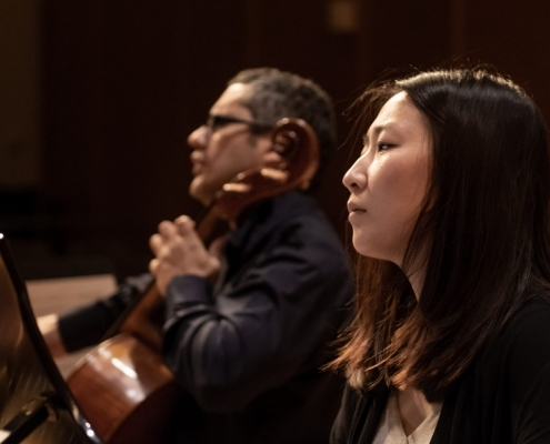 Center Stage Strings – AN MPULSE INSTITUTE AT THE UNIVERSITY
